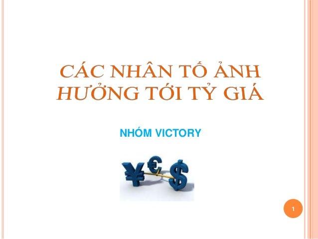 1 NHÓM VICTORY