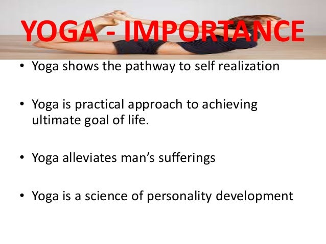 essays on importance of yoga 176 words short paragraph on yoga namitha advertisements: yoga includes the practices to maintain the physical health,  essays, letters, stories,.