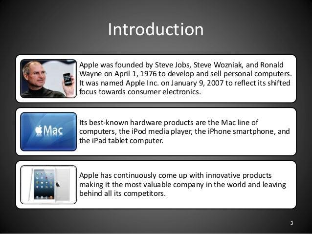 Apple - PESTLE Analysis