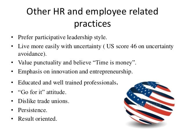 difference between hr practices in india and usa