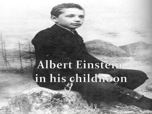 a short biography of albert einstein 8