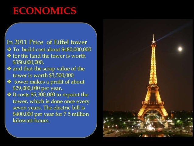 Effle Tower World Ppt