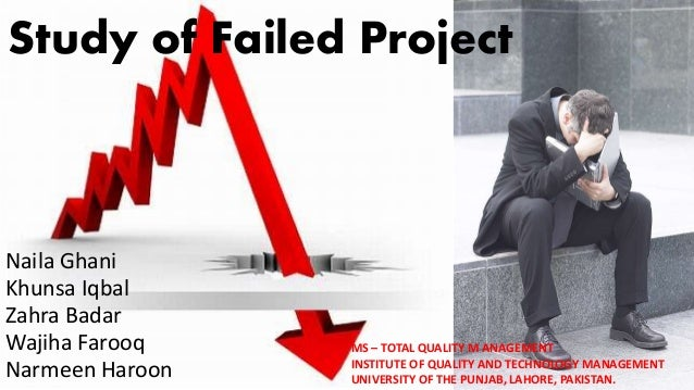 failed projects Taking a closer look at why projects fail fig 3—production attainment for projects from 1 to 4 years out from a failed strategy may lead to financial.
