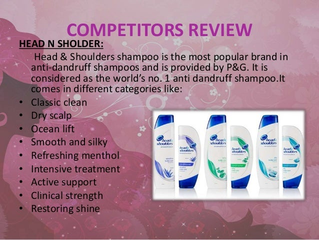 Marketing Plan Of Shampoo
