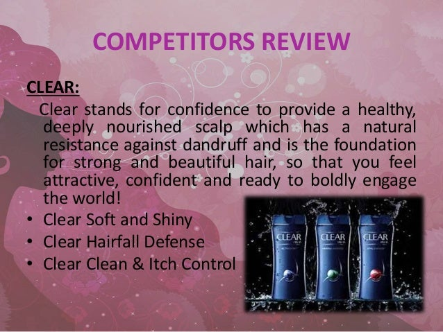 advantages of sunsilk shampoo