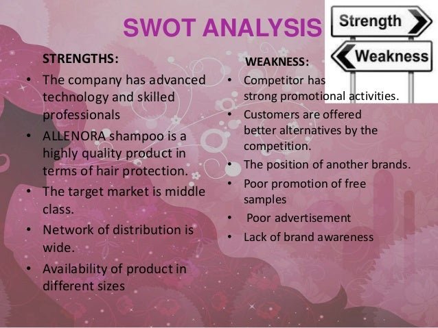 swot brand and dove conditioner shampoo Analysis of hair care products with reference to shampoo market in india  major brands, swot analysis of shampoo market and  conditioner.