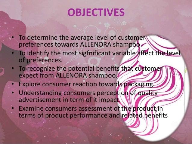 shampoo market segmentation