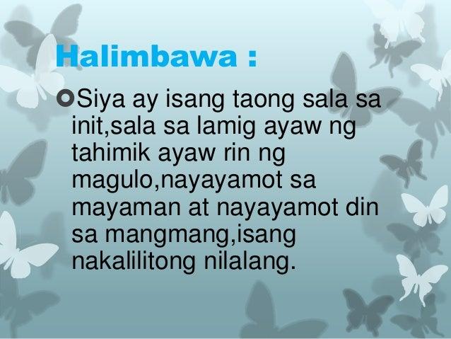 Idyoma, talinghaga, at tayutay sa komunikasyon ng mga Filipino