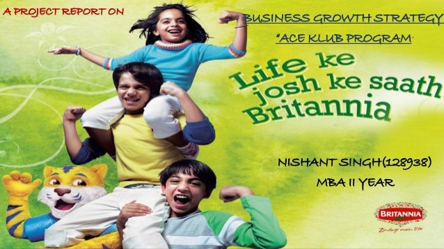 """A PROJECT REPORT ON BUSINESS GROWTH STRATEGY """"ACE KLUB PROGRAM"""" NISHANT SINGH(128938) MBA II YEAR"""