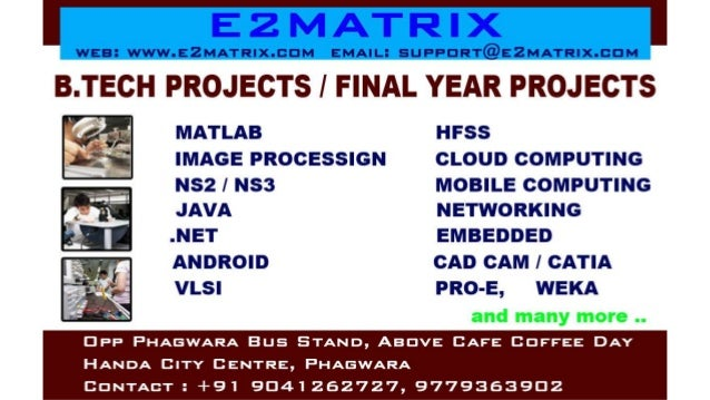 final year be project Slide 3