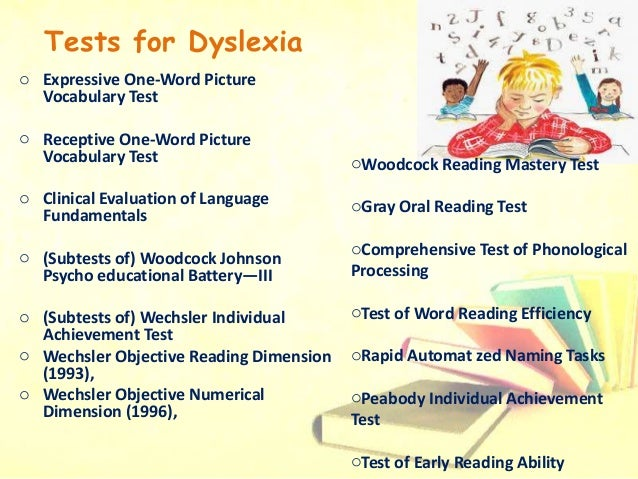 Evaluation For Learning Disability >> Detailed Presentation On Learning Disabilities