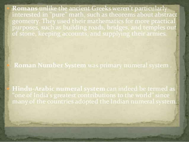 Ancient india's contribution to science and technology.