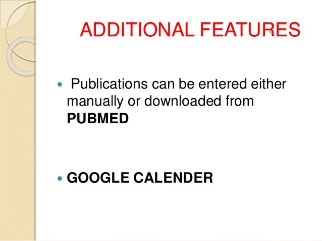HOW TO RETRIEVE  PUBMED  RESEARCH DATA