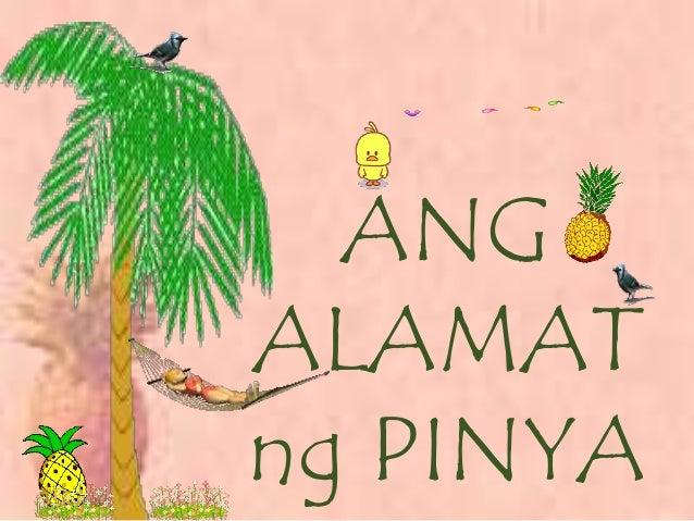 Essay ProofreadingAlamat ng pinya book report