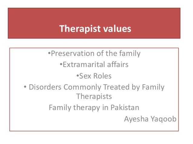 ethics concerns in couple and family Research in the field of marriage and family therapy requires many ethical considerations due to the complexity of relationships among family members and the sensitive information involved the aamft code of ethics and ethical standards for research attempt to address these concerns the guidelines.