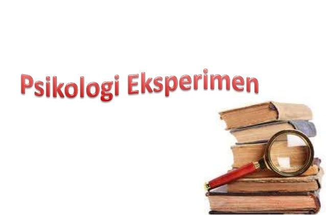 Tahap Tahap Penelitian Psikologi Eksperimen By Gustigina Psikologi Un
