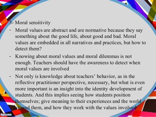 moral values in education Moral values in children are important because children are your most-valuable asset besides giving good education, imparting moral values is extremely important.