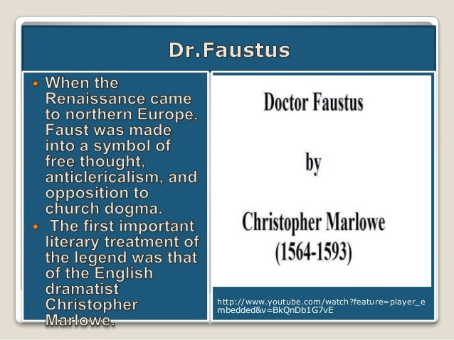 an analysis of the book the tragical history of the life and death of doctor faustus by christopher  Here are our closest matches for the tragical history of doctor faustus  book description routledge, 1965 paperback  the tragical history of the life and .