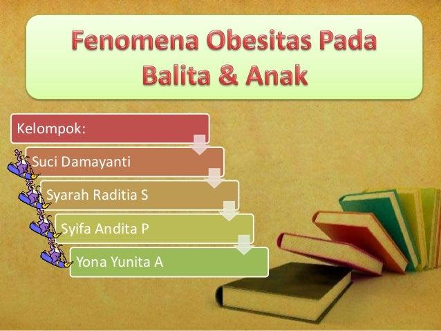 Asuhan Keperawatan Pada Anak Dengan Obesitas