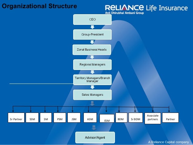 reliance communication organisational structure Management and organizational processes:  integration blends people, organizational structure, technology, and communication.