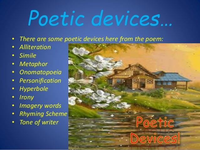 English Poem...Natures Way!