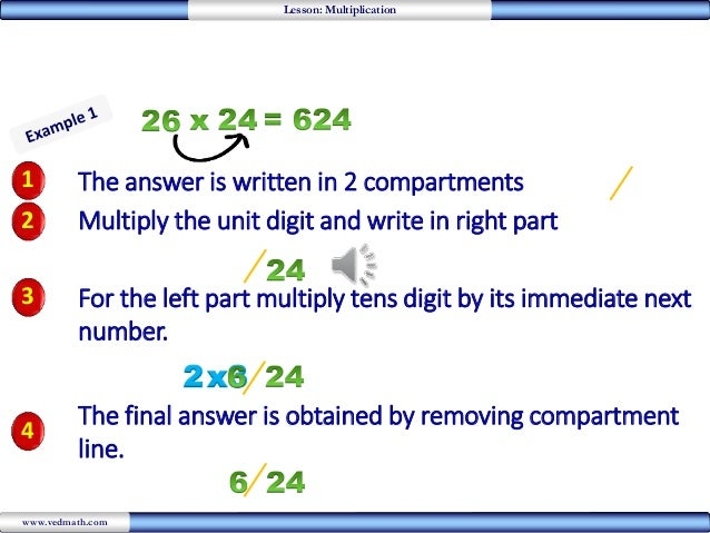 Number Names Worksheets how to multiply by 2 digit numbers : Multiplying 2 digit numbers whose unit digits add to 10