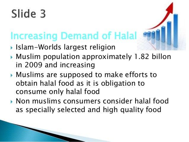 Halal And Haram Food