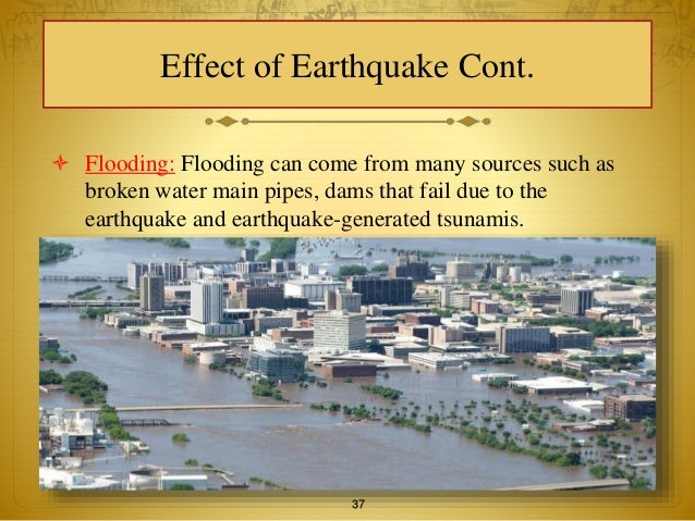 effects of earthquakes fire - photo #19
