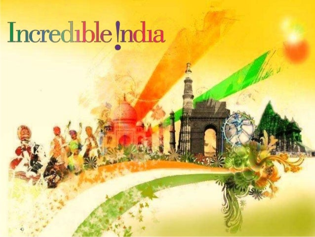 Namaskar, Welcome to india, Where future echoes, Tradition speaks, Beauty enthrals And Diversity delights.