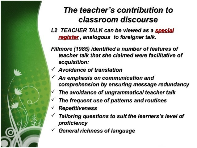 second language acquisition and classroom interaction Second language acquisition and second language  although teachers cannot control the interaction outside of the classroom  acquisition and second language.