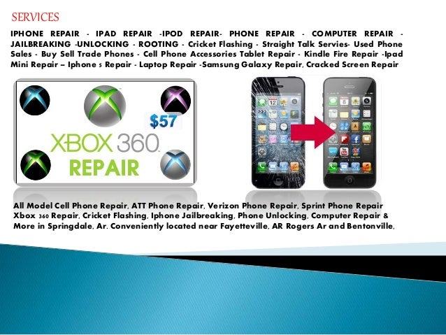 NWA Cell Phone Repair