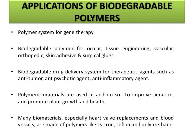 Biodegradable polymeric delivery system