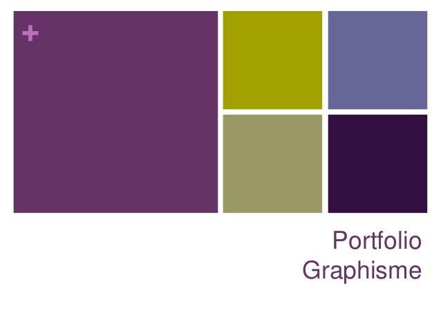 + Portfolio Graphisme