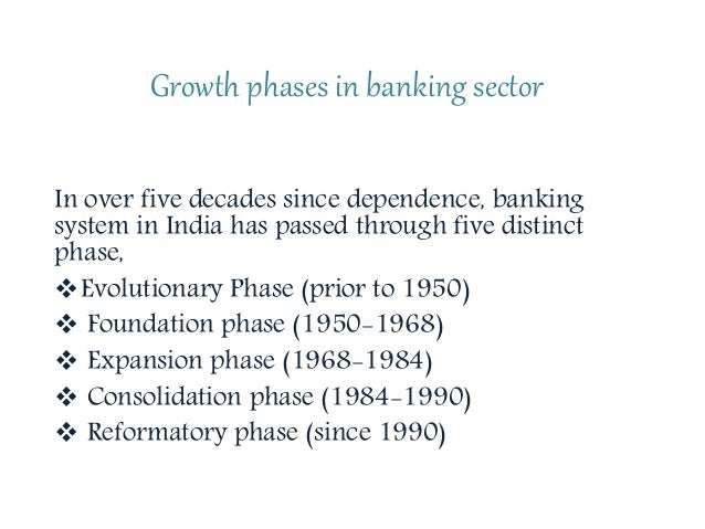 banking reforms in india 2008-02-06 the banking sector reforms in india were started as a follow up measures of the economic liberalization and financial sector reforms in the country the banking.