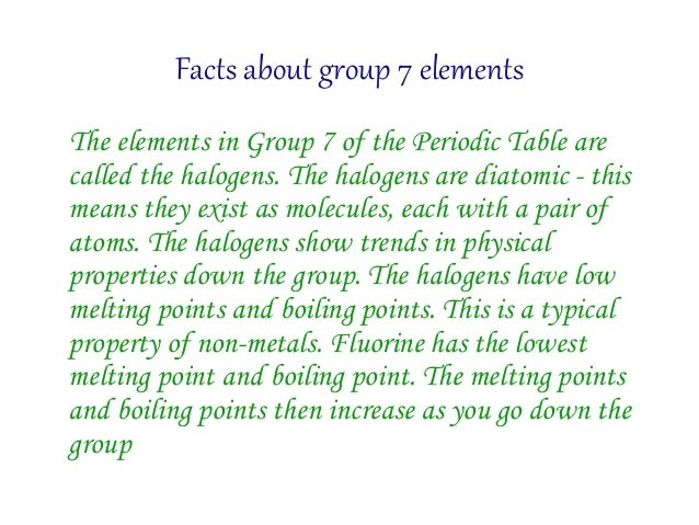 All about the periodic table group 5 urtaz Choice Image