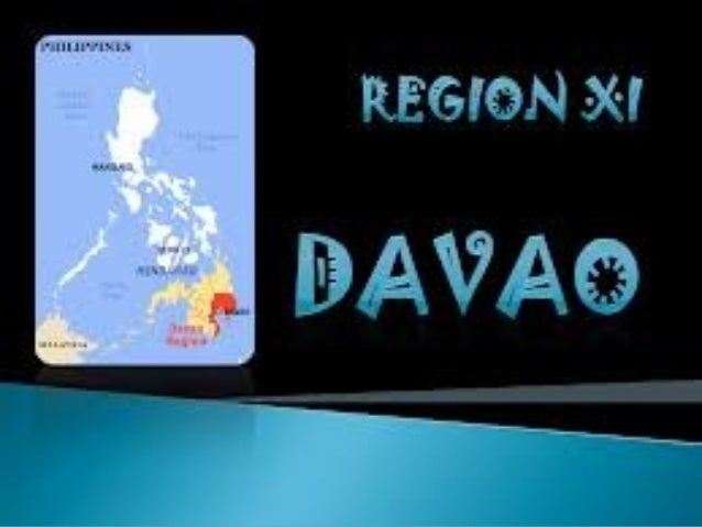  *It is a province located in the Davao Region in*It is a province located in the Davao Region in Mindanao.Mindanao.  *T...