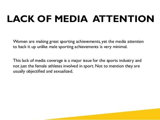 gender discrimination in sports essays
