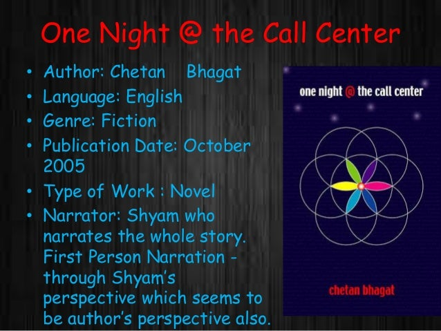 One Night Call Centre documents