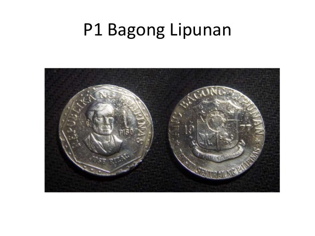 Evolution of currency in philippines from the pre spanish time to the present
