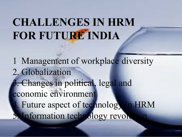 hrm in india