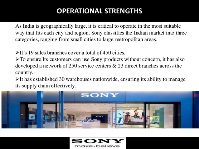 sony marketing strategy Ndia is one of the biggest focus markets for sony and smartphones will  is sony  considering entering the feature phone market, which is still.