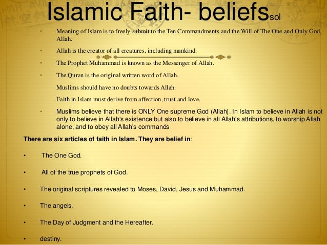 a view of islam towards religion and society Yet, they share some degree of a commitment to a faith that many assert is  in  muslim societies, as well as patriarchal structures and gender relationships, are.