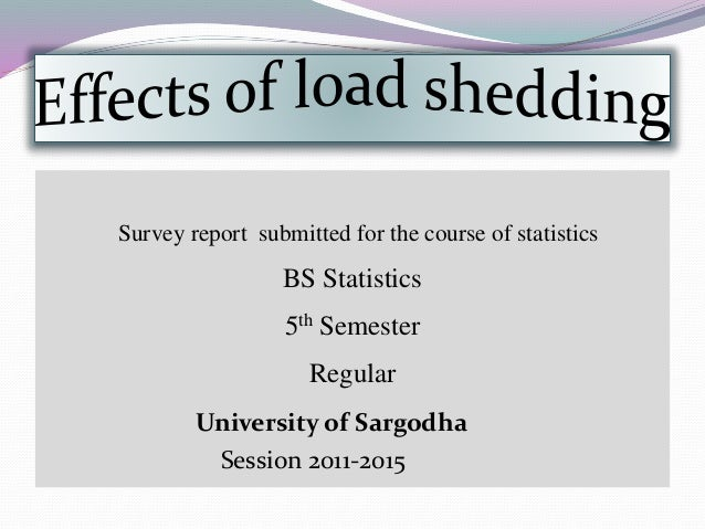 load shedding meaning in power system