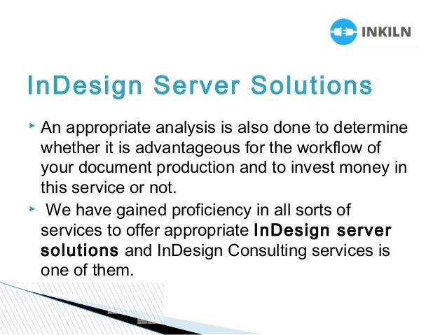 Plugin Development Company | Indesign Consulatncy Services | Inkiln Slide 3