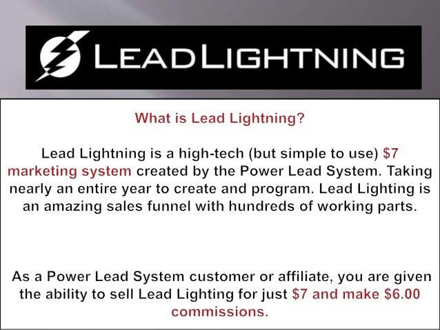 lead lightning review for making money online as beginner