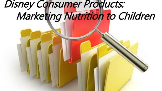 Marketing to Children Overview