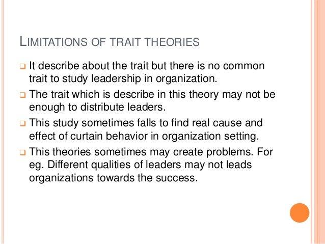 gordon allport trait theory