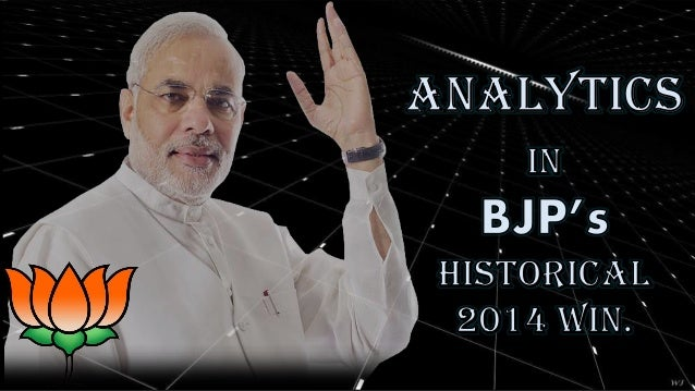 That historical 2014 Indian Election BJP's win..