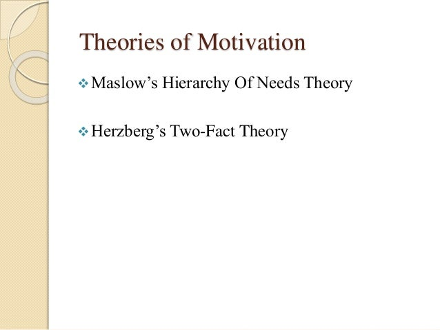 motivation theories in construction industry Those studies that have been conducted on construction labor motivation were based on theories of motivation that are not well accepted by most comtemporary industrial and organizational researchers [11] the few recent attempts of several construction companies to introduce motivational programs based on the.