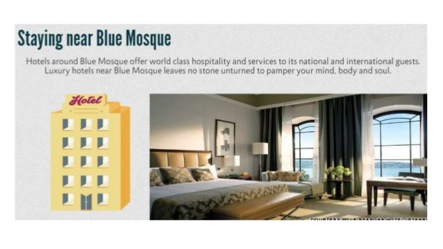 Boutique Hotels In Istanbul Near Blue Mosque